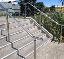 Handrail and Stairs
