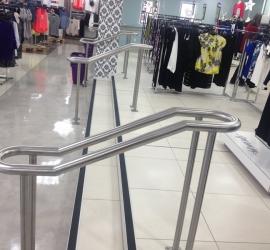 Handrail two