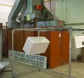 powdercoating oven