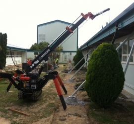 Access Equipment and Crane Hire