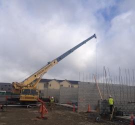 Crane Hire Building