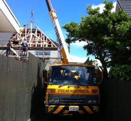 Crane hire four