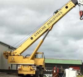 crane hire seven